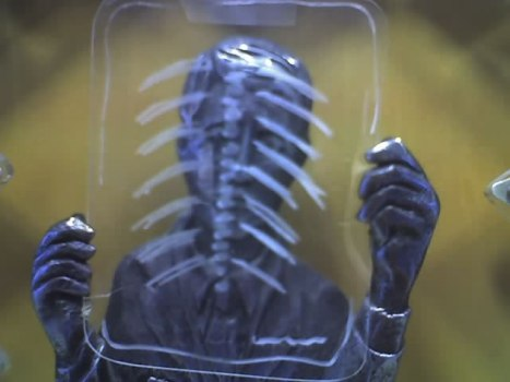Mutant Human Ribcage