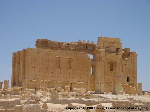 Temple of Bel (from TravelAdventures.org)
