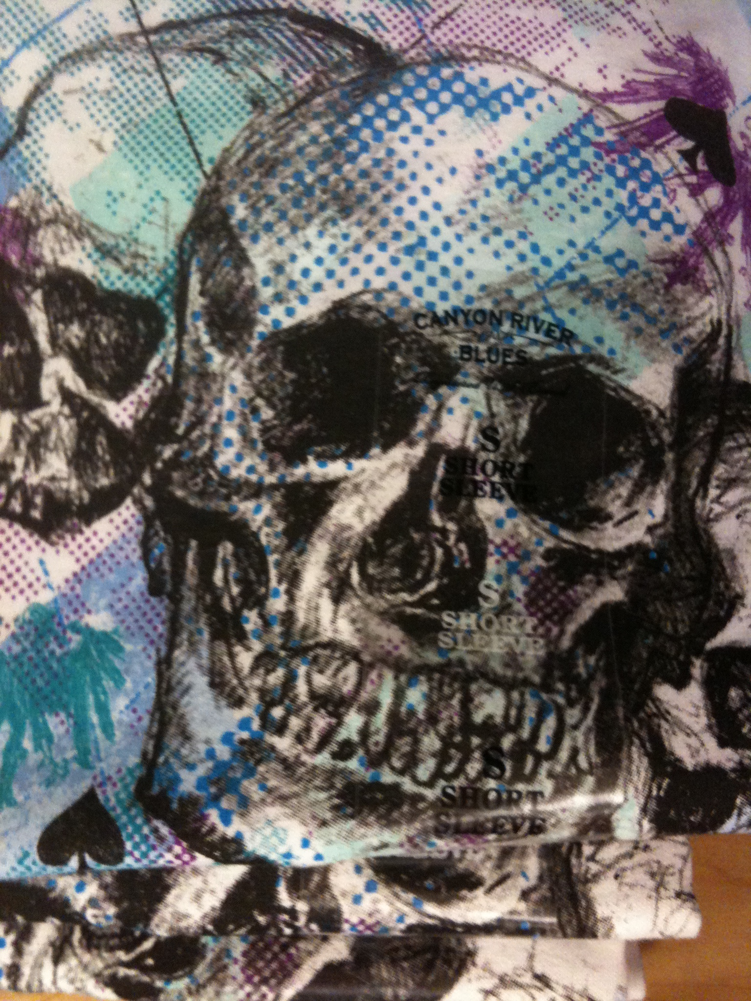 """Weird """"Skull Obsession"""" for Kids  Clothes – Thoughts En Route e0de7f9ca3"""