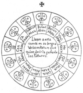 Image of Landa's Katun Wheel