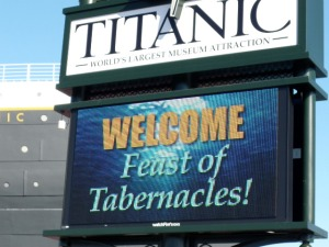 Titanic Museum welcoming Feastgoers