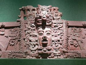 [Image of Maya mask]