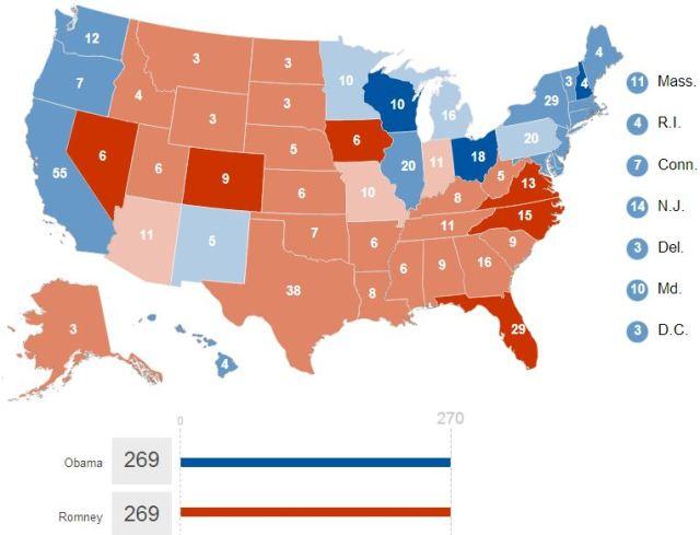 [Split Electoral Map]