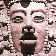 Maya Mask (square)