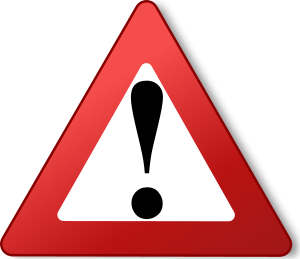 Warning Sign (pubdom)