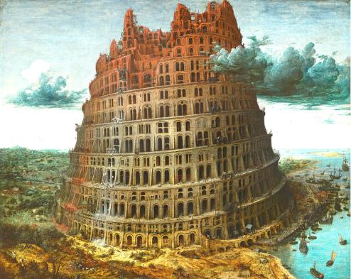 Resultado de imagen de Babel Tower