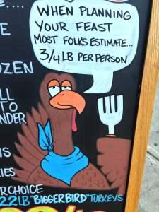 Traitorous Turkey