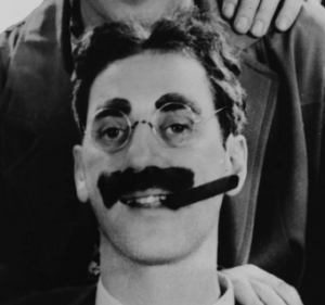 Groucho Marx (from Wikipedia)