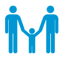 Same-Sex Parents Icon
